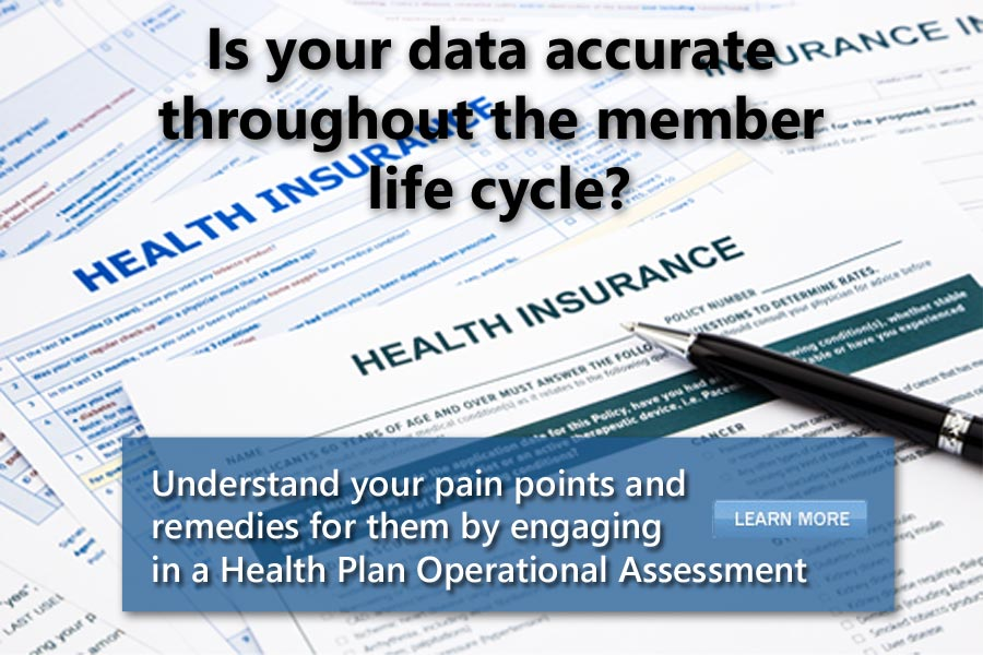 Is your data accurate throughout the member life cycle? Understand your pain points and 